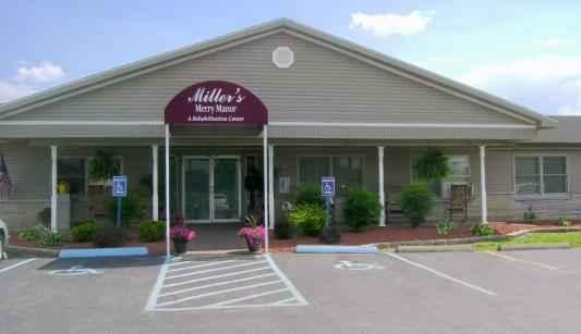 Miller's Merry Manor in Sullivan, IN