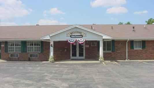 Miller's Merry Manor in Rockport, IN