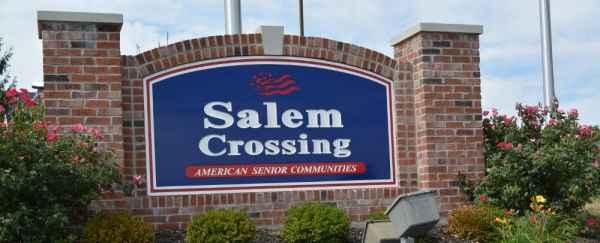 Salem Crossing in Salem, IN
