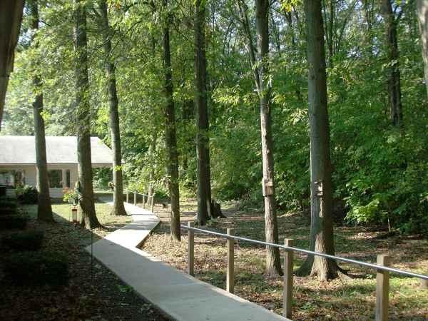 Persimmon Ridge Rehabilitation Centre in Portland, IN