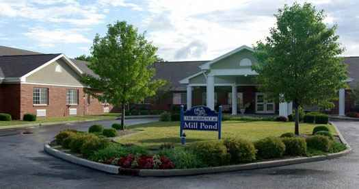 Mill Pond Health Campus in Greencastle, IN