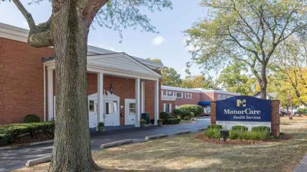 Manorcare Health Services - Davenport in Davenport, IA