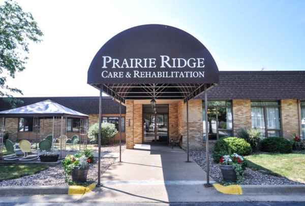 Prairie Ridge Care and Rehabilitation in Mediapolis, IA