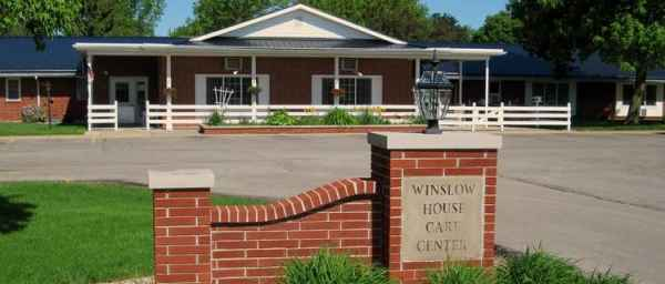 Winslow House Care Center in Marion, IA