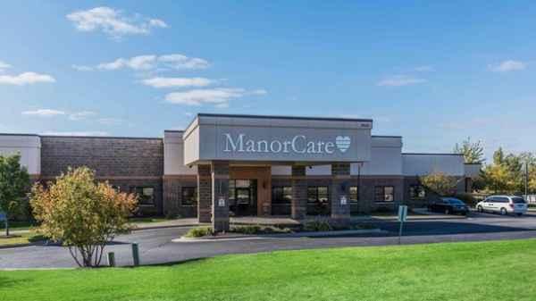 Manorcare Health Services-Utica Ridge in Davenport, IA