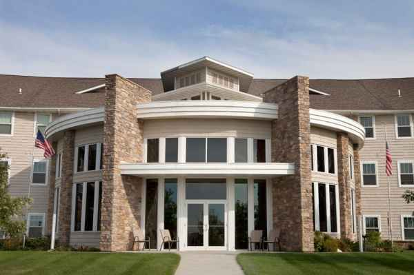 The Village at Legacy Pointe in Waukee, IA