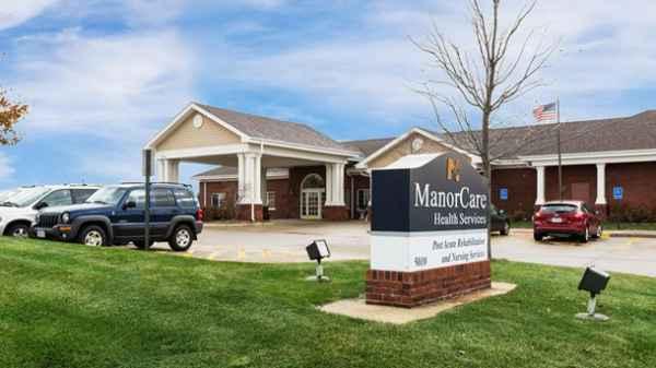 ManorCare Health Services-West Des Moines in West Des Moines, IA