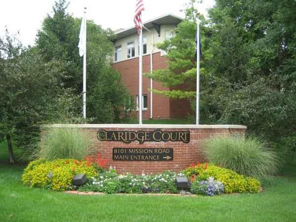 Claridge Court in Prairie Village, KS