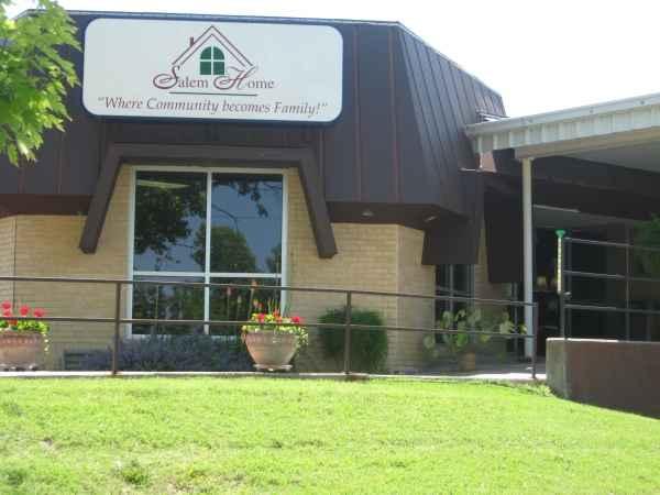 Salem Home in Hillsboro, KS