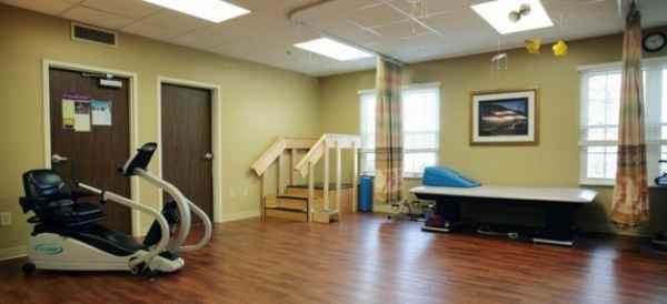 Brookdale Richmond Place Rehabilitation And Healthcare