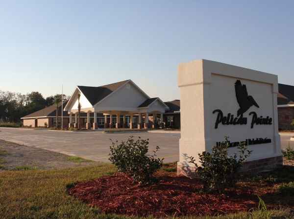 Pelican Pointe Healthcare and Rehabilitation in Maurice, LA