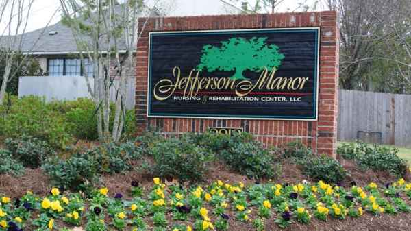 Jefferson Manor Nursing and Rebilitation Center in Baton Rouge, LA