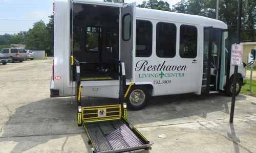 Home · Nursing Homes · Louisiana · Bogalusa; Resthaven Living Center. View 4 More Pictures