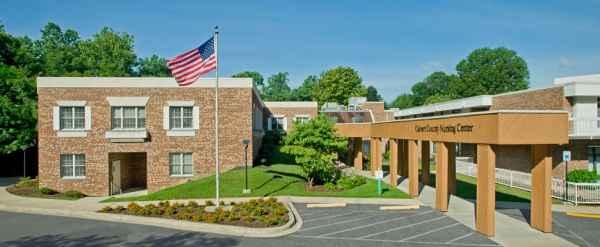 Calvert County Nursing Center in Prince Frederick, MD