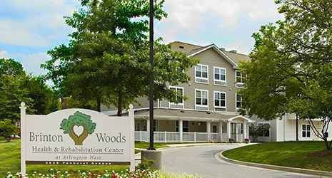 Brinton Woods Health and Rehab Center at Arlington West in Baltimore, MD