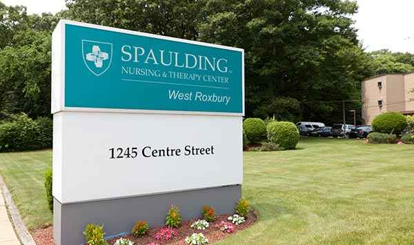 Spaulding Nursing and Therapy Center - West Roxbury in West Roxbury, MA