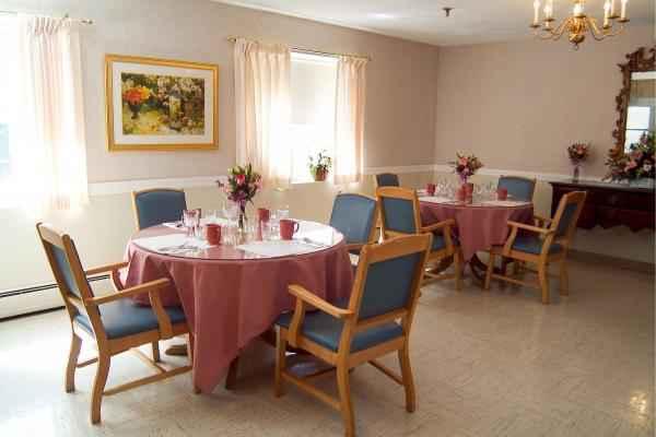 John Scott House Rehabilitation and Nursing Center in Braintree, MA