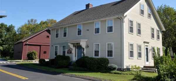 Carleton-Willard Village in Bedford, MA