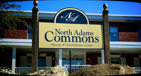 North Adams Commons Nursing and Rehabilitation Center in North Adams, MA