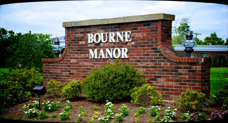 Bourne Manor Extended Care Facility in Bourne, MA