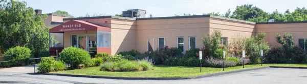 Wakefield Center in Wakefield, MA