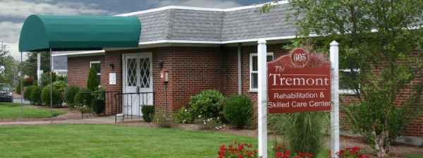 The Tremont Rehabilitation and Skilled Care Center in Wareham, MA