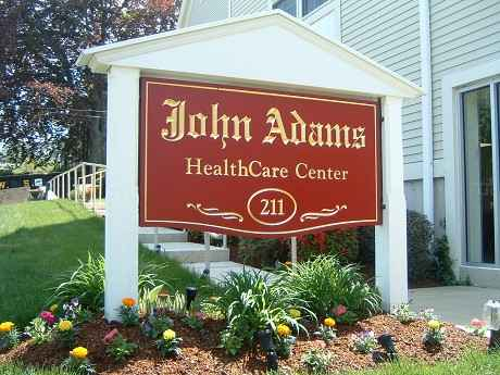 John Adams Healthcare Center in Quincy, MA