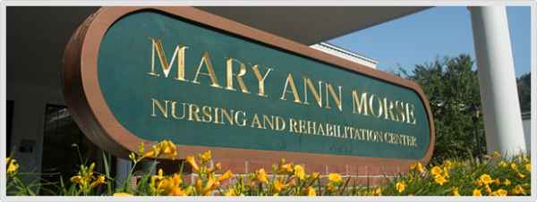 Mary Ann Morse Healthcare Center - Natick, MA