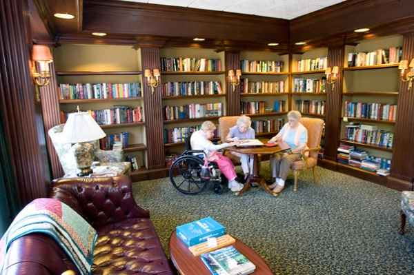 Rosewood Care Center ~ Rosewood nursing and rehabilitation center in peabody