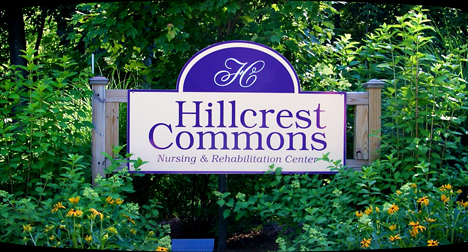 Hillcrest Commons Nursing and Rehabilitation Center in Pittsfield, MA