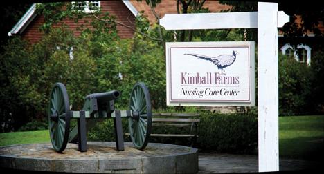 Kimball Farms Nursing Care Center in Lenox, MA