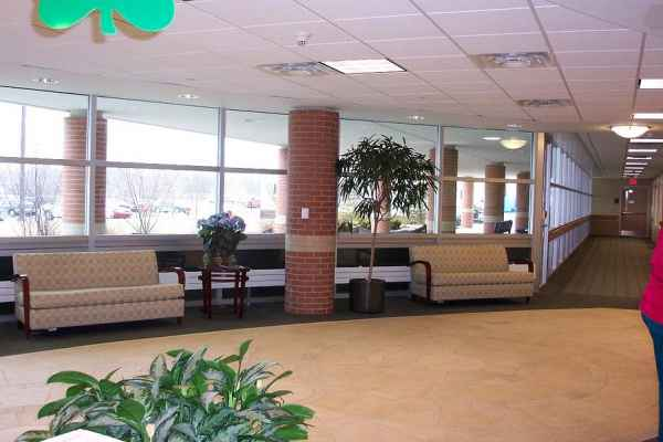 Martha T. Berry Medical Care Facility in Mount Clemens, MI