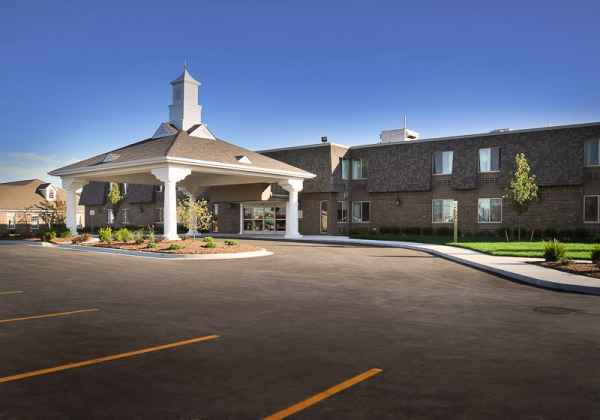 Rivergate Health Care Center in Riverview, MI
