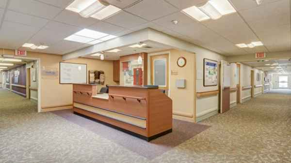 Heartland Health Care Center-Crestview in Wyoming, MI