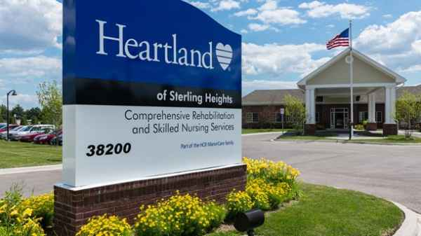 Heartland Health Care Center - Sterling Heights in Sterling Heights, MI