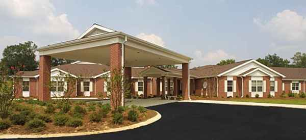 Trinity Mission Health and Rehab of Clinton in Clinton, MS