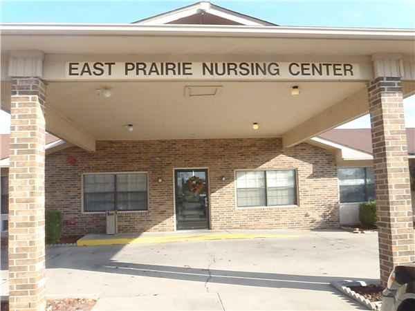 East Prairie Nursing Center in East Prairie, MO