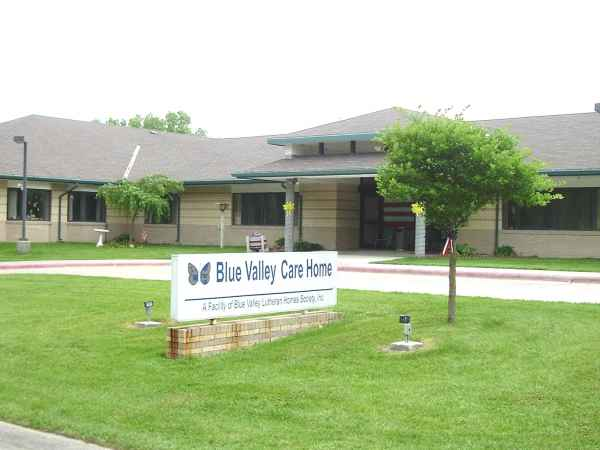 Blue Valley Lutheran Care Home in Hebron, NE