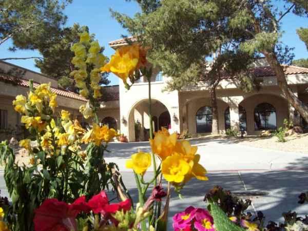 Mission Pines Nursing and Rehabilitation Center in North Las Vegas, NV