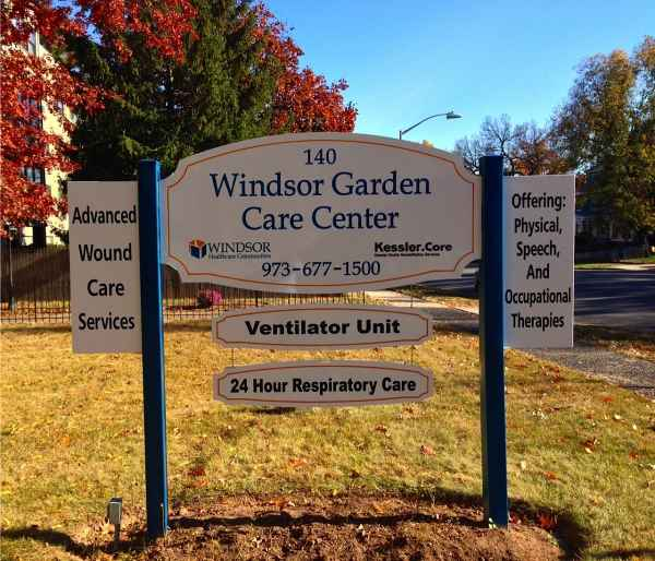 Windsor Gardens Care Center 140 Park Ave East Orange NJ 07017