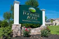 Foothill Acres Rehabilitation and Nursing Center - Hillsborough, NJ