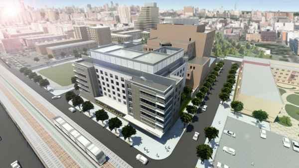Henry J  Carter Specialty Hospital & Nursing Facility in New York