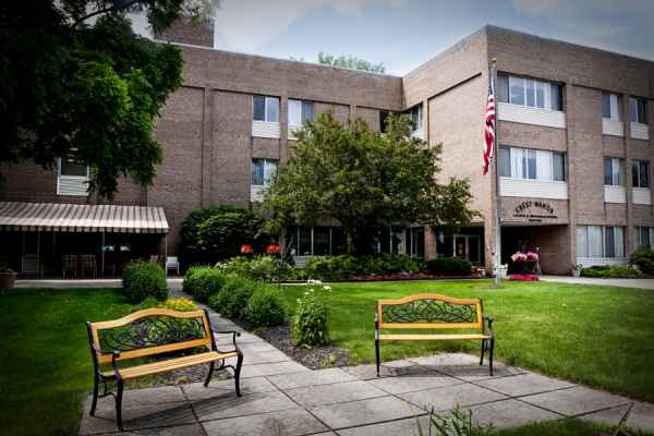Crest Manor Living and Rehabilitation Center in Fairport, NY