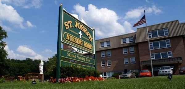 St Joseph Nursing Home in Utica, NY
