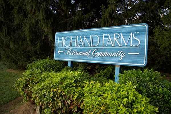 Highland Farms in Black Mountain, NC