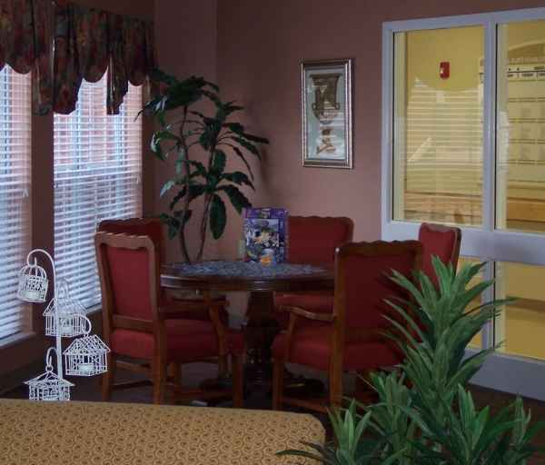 Crystal View Apartments: Crystal Bluffs Rehabilitation And Health Care Cent In