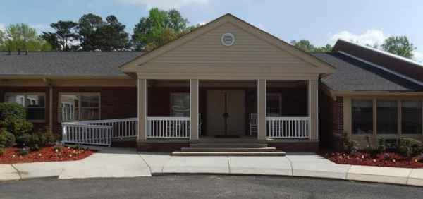 Five Oaks Manor in Concord, NC