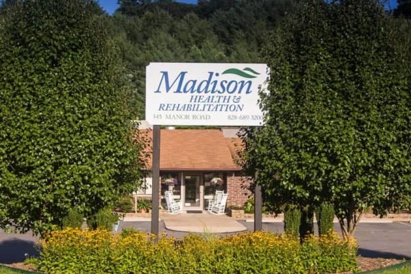 Madison Health and Rehabilitation