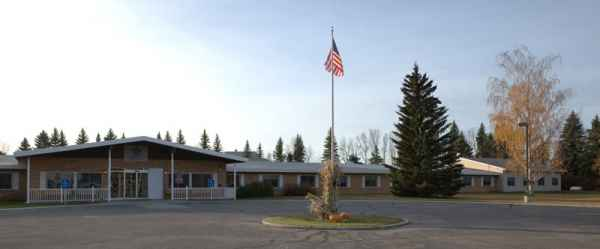 Towner County Living Center in Cando, ND