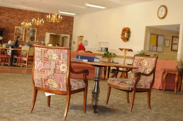 hospitality center for rehabilitation and healing in xenia ohio